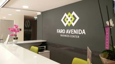 Faro Avenida Business Center with an excellent coworking space (https://www.facebook.com/faroavenida/)