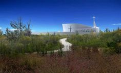 Ordos Protestant Church by Beijing Sunlay Architectural Design - 1