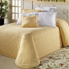 King Charles Matelasse Bedspread Bedding