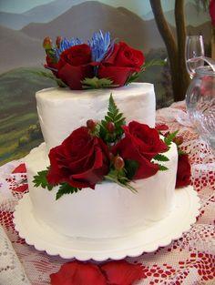 Patriotic Wedding - Red, White, & Blue