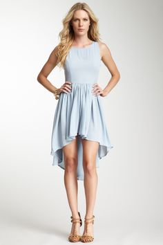 baby blue dress if they have it in more of a turquoise color then it would be perfect