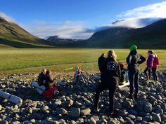 Islannin kiehtova erämaa