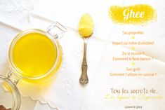 Le ghee (beurre clarifié indien) : l'or de l'Ayurvéda ! Ayurveda, Healthy Beauty, Base, Cantaloupe, Vegan Recipes, Nutrition, Food And Drink, Veggies, Cooking
