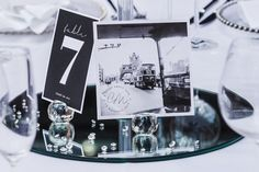Crystal Ball Table Number Holders Table Number Holders, Crystal Ball, Table Numbers, Beautiful Things, Crystals, Wedding Table Numbers, Table Number Stands, Crystal, Crystals Minerals