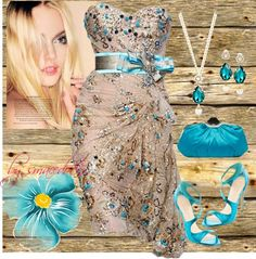 """""""princess dress"""" by smacedo85 on Polyvore"""