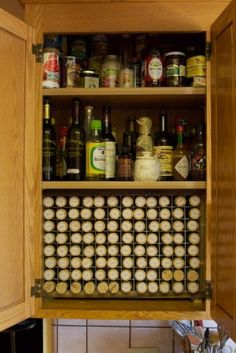 Test Tube Spice Rack. I'm so excited about finishing my new spice rack that ...