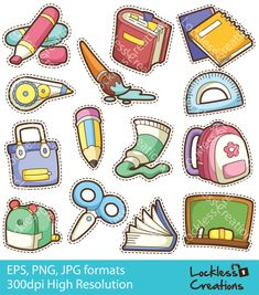 Hey, I found this really awesome Etsy listing at https://www.etsy.com/listing/162450962/colorful-stationery-2-digital-clip-art