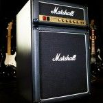 Marshall Amp Mini-Fridge