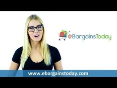 eBargains Today   Daily deals on brand name electronics, household products, women's apparel, accessories and shoes! - eBargains Today