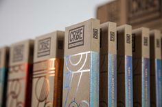 CRUDE — Raw Chocolate