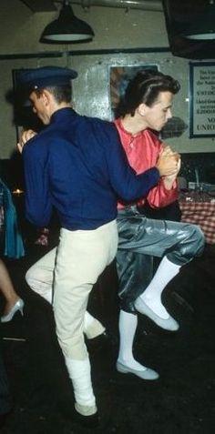 awh lol  dancing the night away - Blitz Club