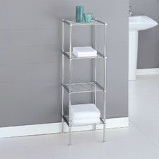 "Metro 13"" x 41.13"" Bathroom Shelf"