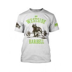 MusclePharm Westside Barbell White