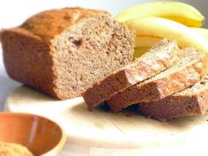 Moist Banana Bread without Eggs Recipe http://easybananarecipes.com/moist-banana-bread-without-eggs-recipe/