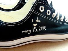 Wedding converse 3