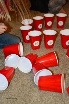 NYE Minute to win it games 10