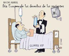 18 de abril, día europeo de los derechos de los pacientes