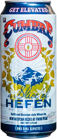 """New Mexican Beers, at Their Peak. Since 2010, the goal of La Cumbre Brewing Co. has been to produce beers that represent the absolute apex of the art of brewing. Ready for liftoff? """"Get Elevated"""" with our Great American Beer Festival gold medal hop masterpiece, Elevated IPA."""
