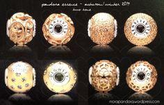 Pandora Essence Autumn 2014 - Two Tone Charms