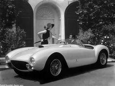 Ferrari 375 MM Spyder Speciale (#0460AM) 1954 designed by Pininfarina