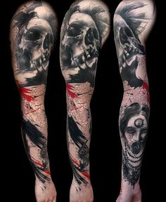 Arm tattoo for man - 60 Awesome Arm Tattoo Designs <3 !