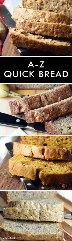 This A-Z Quick Bread