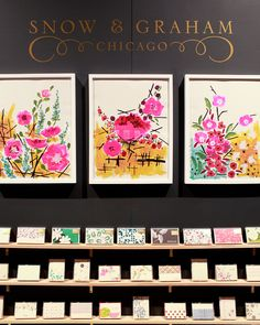 Oh So Beautiful Paper: National Stationery Show 2015, Part 2 / Snow and Graham