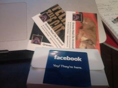 Facebook Moo Cards! Social Media Training, Facebook, Cards, Maps, Playing Cards