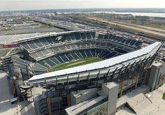 Lincoln Financial Field (2003) - Philadelphia, Pennsylvania... home of the Philadelphia Eagles