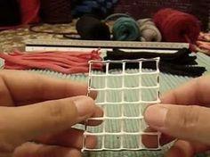 DIY cómo hacer una alfombra de trapillo paso a paso - YouTube