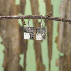 Touch of Faith Earrings - Anju Jewelry
