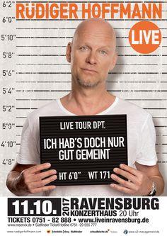 #rüdiger #hoffmann #ravensburg #schwoersaal