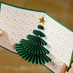 Diy Crafts Hacks, Diy Crafts For Gifts, Kid Crafts, Preschool Crafts, Christmas Card Crafts, Christmas Christmas, Diy Christmas Cards Pop Up, Christmas Tables, Nordic Christmas