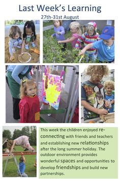 Early Learning at ISZL: Documentation about outdoor learning - pre-school and pre-k. Play Based Learning, Project Based Learning, Learning Through Play, Early Learning, Early Education, Early Childhood Education, Learning Stories Examples, Infant Lesson Plans, Visible Learning
