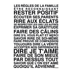 Image issue du site Web http://www.mystickers.be/3401/sticker-les-regles-de-la-famille.jpg