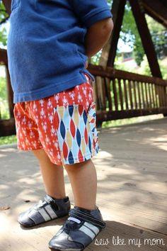 Sycamore Shorts | Craftsy