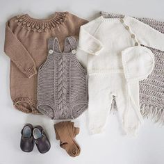 Or e… – Cute Adorable Baby Outfits Knitted Baby Clothes, Cute Baby Clothes, Knitted Baby Outfits, Winter Baby Clothes, Babies Clothes, Baby Girl Fashion, Fashion Kids, Cute Babies, Baby Kids