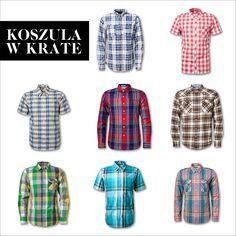 #brand #koszula #krata