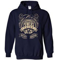 POWERS THING T-SHIRT