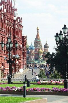 Moscow, Russia   - Explore the World with Travel Nerd Nici, one Country at a Time. http://TravelNerdNici.com