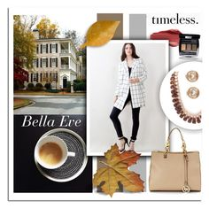 """""""Timeless..Bella Eve"""" by melissa-de-souza ❤ liked on Polyvore featuring Mode, Urban Decay, Chanel, Armani Privé, Michael Kors und BellaEveBoutique"""