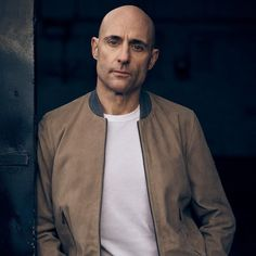 "Belstaff on Instagram: ""'I wanted to get as far away from myself as possible, that's what acting was for me.' -Mark Strong. Listen to our latest episode of The…"""