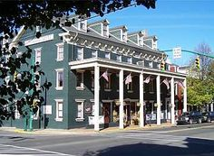 The Lewisburg Hotel Pennsylvania