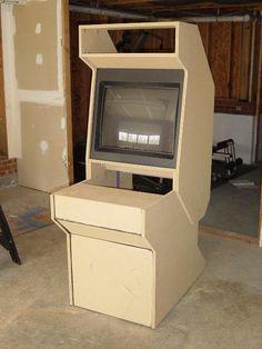 DIY MAME Arcade Cabinet (UA II)