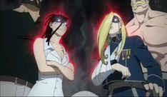 Izumi Curtis & Olivier Mira Armstrong - You just don't mess with them