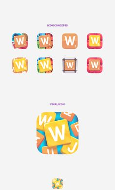 Word Wonder Jam Game on Behance