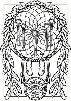 Welcome to Dover Publications. Creative Haven DreamCatchers Stained Glass Coloring Book, Transparent coloring paper that GLOWS like stained glass! Artwork by Marty Noble Abstract Coloring Pages, Mandala Coloring Pages, Coloring Book Pages, Printable Coloring Pages, Coloring Sheets, Dream Catcher Coloring Pages, Free Adult Coloring Pages, Doodle Coloring, Dover Publications