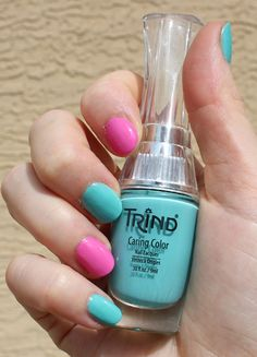 TRIND Nail Polish - Mint Julep
