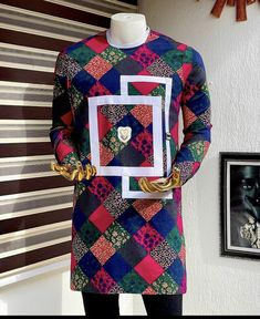 African Dresses Men, African Attire For Men, African Men Fashion, Cord Lace Styles, African Print Dress Designs, Native Wears, Men's Fashion, Fashion Dresses, Unisex Clothes