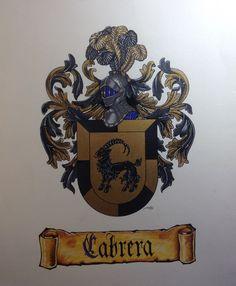 apellido Cabrera
